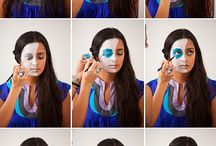 Make Up temático