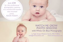 Baby Photography / Beautiful and inspirational maternity, newborn and first year baby photos. Watch Me Grow, Bump To Baby and baby bump photos to make your heart melt.