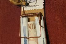 Geldgeschenk 50