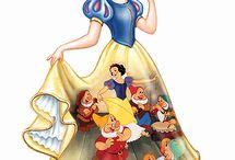 Party Theme - Snow White