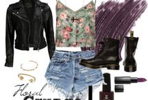 Cinnamon and Bleach / Polyvore Fashion sets