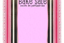 Master's Bake sale / by Sasha Volz
