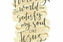 DIY - handlettering Christian quotes