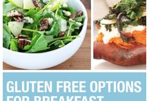 Gluten Free, Dairy free / Foods I can eat.