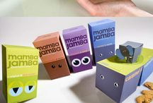 Kid's Packaging Design Concept Board