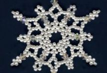 gwiazdki z koralików