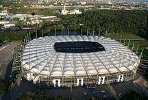 HSV Stadion / HSV Stadion Bilder. Innen- und Außenansichten