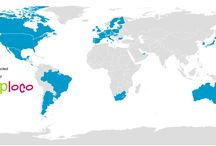 Countries I've been