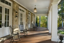 Porches and Sunrooms / by Leanne Heaxt