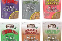 Variety Packs / Variety packs from Foods Alive are a great way to save money and make the perfect gift for any occasion! Choose from a variety pack of flax crackers or oils/dressing, try your hand at sprouting, energize your smoothies or create the perfect trail mix!