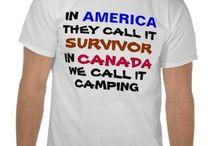 Canada vs. America