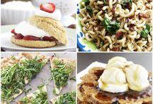 real food/organic/non-gmo/raw/healthy / by Jamie Elvidge