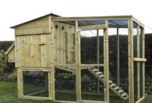 Flyte Aviary Chicken Coops / A house that ticks all the boxes for the urban poultry keeper