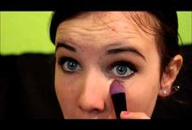 Makeup & Nail Tutorials / by Byn Always