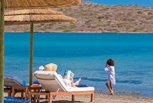 A week is not enough at Elounda Gulf Villas & Suites / There is nothing we can say about Crete that hasn't been written in travel books, holiday agendas or blog reviews. Its natural beauty, long history, unique scenery and authentic living have been praised hundreds and hundreds of times from authors, journalists, travellers and even locals.  Read more here: http://goo.gl/H6jmOC
