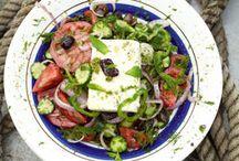 Summer Salads, Breads & Dips