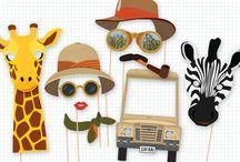 Fiesta de Exploradores, Supertribus / Ideas para organizar la mejor Fiesta de Exploradores para niños, para los pequeños amantes de la aventura y la naturaleza.  Ideas for Explorers Parties.