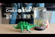 Winter Fun / Winter is coming! Leaves are falling. Temperatures are dropping. And nights are getting longer. Winter keeps many families inside for long periods of time.Try these winter indoor activities to bring out the best of the colder months!