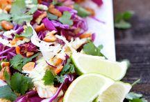 Recipes (Low Carb) - Salads & Veggies