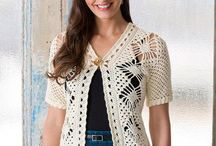 Crochet clothes for adults / Crochet ideas and patterns