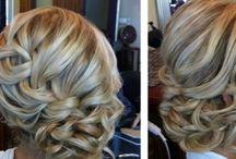 Fan Club Hair - Grace / Hair updo's / by Deidre Burke