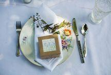 Simple & Eclectic Wedding / Venue: Historic Taylor Barn, Photography: Alec Vanderboom Photographic Services