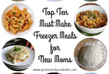 Stock up for baby |Freezer meals|