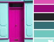 inspiring colour combinations