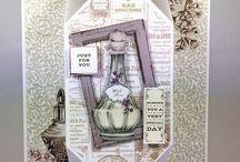 Vintage Ephemera / by Craftwork Cards