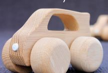 Toys from wood / by Lila Flohr
