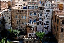 Places & spaces ~ Yemen