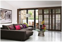 Shutters and screens