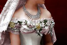 Historical Wedding Gowns