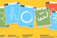 Applications Montessori Enfants / Applications pour apprendre à lire, écrire, compter, lire l'heure