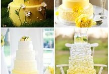 Yellow Weddings / All things yellow for your wedding decorations