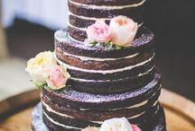 Wedding board - cake