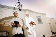 hijab pre wed