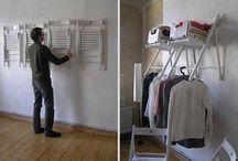 DIY decoration - dressroom