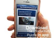 Productivity Puzzle / A link to some of our Productivity Puzzle content available at www.productivitypuzzle.com and also shares to other interesting content that we've collated from around the web.