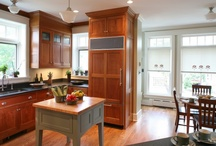 CID: TF Kitchen / An Inspiration Board for a Nearly Whole-house Remodel / by Allyson Forrister