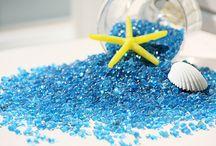 Decora tu casa en la onda del color azul / colores azules para este verano. Disfrútalos