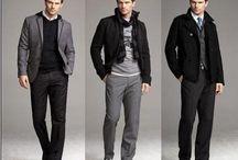 GQ's (Men wear) / by Isabel Haro