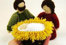 She's Crafty - yarn geek for the holidays / by Christi Bradley