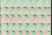 Illustration & Patterns / #illustration #pattern / by Heidi Yarger
