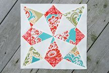 Patchwork & Quilt: Fondation Paper Piecing