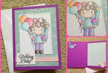 My Cards / Here are some cards that I have created that are for sale/sold  https://www.facebook.com/LynnsCraftyBoutiqueShop