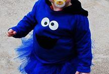 Halloween costume-bells