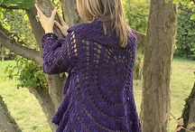 Crochet - Sweaters