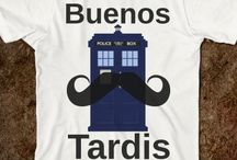 Whovian! / Everything Dr. Who