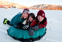 Packing for a Family Snow Vacation / Some suggestions on what to throw in the kids' suitcases for a winter vacation at Vista Verde Ranch